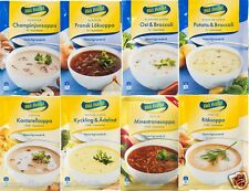 Blå Band - Blue Band 13 Various Soups 750-1000 ml Made in Sweden