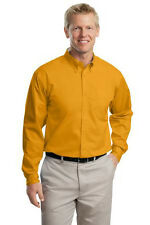 Port Authority Long Sleeve Easy Care Shirt. S608 Mens