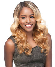 Sensationnel Empress Natural Synthetic L-Part Lace Front  Edge Wig HELENA