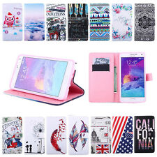 Uoyo - Nice Leather Flip Pattern Money Wallet Stand Skin Soft Protect Case Cover