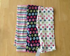 Gymboree Girls Leggings SZ 5 12 Smart and Sweet Floral or Striped Leggings NEW