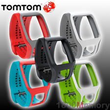 GENUINE TomTom Cardio Comfort Strap Band for Runner / Multi Sport GPS Watch