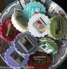 Yankee Candle Tarts  Your Choice Tart Votive Melt Mix and Match Assorted New