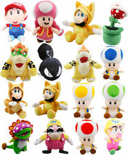 Wholesale Super Mario Bros Plush Toy Game Lot Characters Stuffed Animal Doll