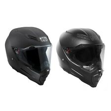 *FAST SHIPPING* AGV AX-8 EVO NAKED MOTORCYCLE HELMET