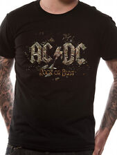 Official AC/DC (Rock Or Bust) T-shirt - All sizes Pre-order 5th Jan