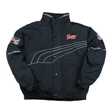 RANGER BOATS HEAVYWEIGHT JACKET BLACK AND SILVER