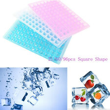 Party Supplies21/60/ 96 Square Cool Ice Cube Freeze Mold Maker Making Tray Mould