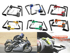 "7/8"" CNC Brake Clutch Protect System Levers Guard For Universal Suzuki Yamaha"