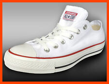 Converse Classic Chuck Taylor M7652 OX All Star White Low Trainers Size: UK 6