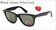 __Fashion Wayfare 2140 men women new sunglasses Black Frame Green Len #S02