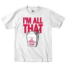 I'm All That And Dim Sum Foodie Funny Asian Food Chinese Humor Novelty Mens Tee