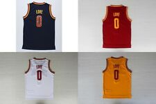 Cleveland Cavaliers #0 Kevin Love Basketball Jersey High Quality Embroidery