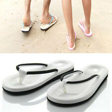 Fashion Women Men's Casual Beach Flats Slippers Flip Flops Sandals Shoes