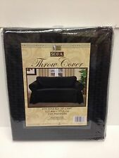"""NEW! SOLID COLOR SOFA FURNITURE THROW COVER, 70"""" x 140"""", FREE SHIPPING!"""