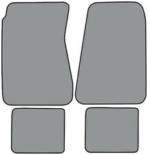 1968-1972 Buick Sportwagon Loop 4pc Factory Fit Floor Mats