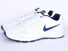 Nike T-LITE XI - 616544 101 - New Mens White Casual Running Shoes Sneakers