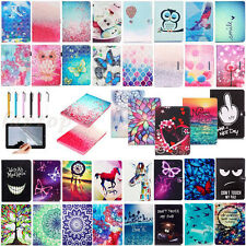 Popular PU Leather Magnetic Smart Cover Case For iPad Air 2 iPad 2 3 4 iPad Mini