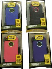 Otterbox Defender Case And Belt Clip For Iphone 5s WORKS WITH FINGERPRINT SENSOR