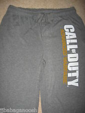 CALL OF DUTY Advanced Warfare XBOX One Video Game MENS Pajama Sleep LOUNGE Pants