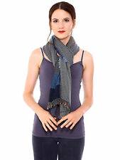 Women Fashion Lightweight Lace Scarf Reversable Jeans Scarf Polka Dot Scarf