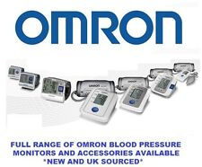 OMRON BLOOD PRESSURE MONITORS UPPER ARM AND WRIST *FULL RANGE AVAILABLE* NEW
