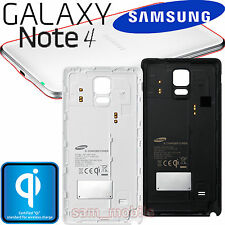 SAMSUNG Galaxy Note4 SM-N910 Wireless Qi Charging S Charger Cover Case EP-CN910I