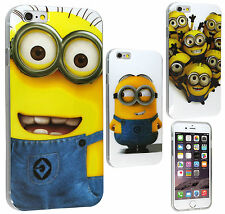 Despicable Me 2 Minion TPU Gel Case Cover For Apple iPhone 6 / iPhone 6 Plus