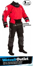 *2014 Typhoon Multisport 4 Four LATEX SEAL Drysuit + Con Zip - SUIT ONLY
