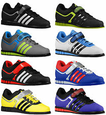 New Adidas - Powerlift 2.0 Weightlifting Sneakers Cross Training Q33821 & M18769