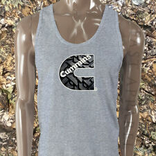 NEW T-shirt Cummins Camo Tank Top Dodge Ram Turbo Diesel Truck racing 4x4 Gray