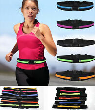 Outdoor Sports Fitness Running Waist Bag For phablet Phones Key Money Belt Pack
