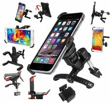Universal Mobile Phone 360°Rotating In Car Air Vent Mount Holder Cradle Stand