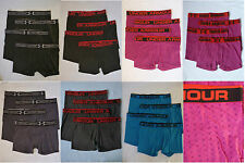 *NEW Lot of 4 Under Armour Boxerjock Boxer Briefs Underwear Men's Size M L XL