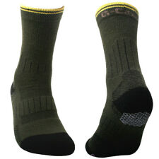 2 Pairs Mens Wool Blend Comfort Outdoor Trekking Hiking Socks Non-slip DR32