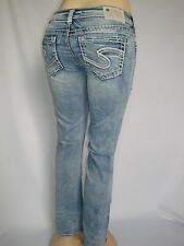 New Silver Jeans AIKO Boot Cut Regular/Plus Size  60315A