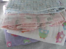 NEW Aden and Anais 100% Muslin Cotton SWADDLE Baby Blanket - Beautiful & Soft