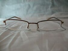 InSight Gold Womens Half Frame Reading Glasses +1.25 1.50 1.75 2.00 2.25 2.75