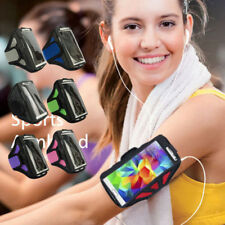 "For iPhone 6 4.7"" 5.5"" Sports Running Cycling Mesh Armband Phone Case Cover Y11"