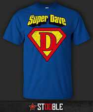 Super Dave T-Shirt - New - Direct from Manufacturer