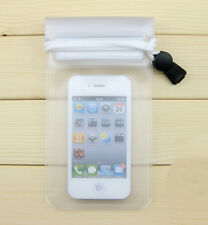 Clear Waterproof Dry Bag Pouch Case Cover for Motorola Mobile Cell Phones 2014