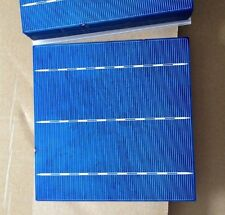 "6x6 6"" solar cells DIY solar panel cells 17.6% high efficiency"