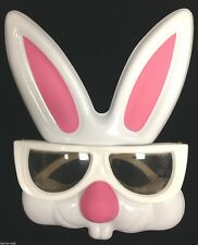 Fun Play EASTER BUNNY RABBIT GLASSES Costume Mask Kid Toy Basket Party Favor-ONE