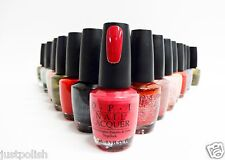 OPI Nail Polish Color Lacquer Discontinued Variety Assorted Colors  .5oz/15ml