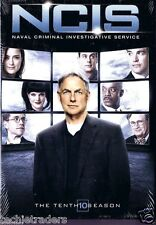NCIS Season 10 Disc 1 2 3 4 5 or 6 Removed from factory package for shipping