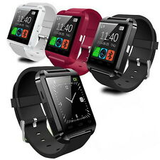 New U8 Bluetooth Smart Wrist Watch Phone For iPhone IOS Android HTC Samsung HG