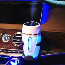 Auto Car Portable Mini USB Home Room Humidifier Air Purifier Freshener w/ Holder