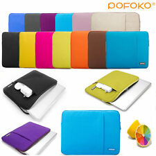 "Notebook laptop Sleeve Case Carry Bag Pouch Cover For 13"" 11"" MacBook Air / Pro"