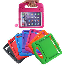 Child Kids Safe Shock Proof EVA Foam Case Handle Cover Stand For iPad mini 1/2