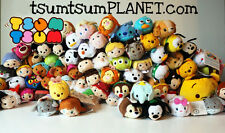 "NEW DISNEY TSUM TSUM PLUSH MINI 3.5"" * UK SELLER IN HAND * CHOOSE YOUR FAVOURITE"